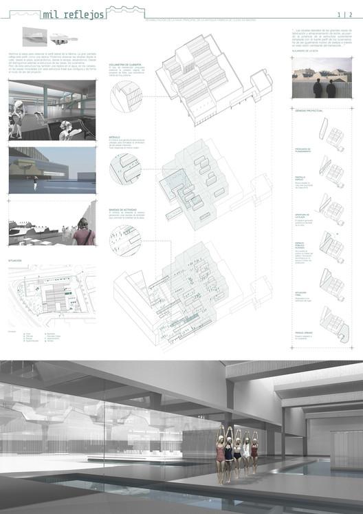 Lámina #01. Image Cortesía de CUARQ arquitectos