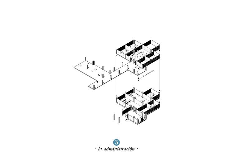 La Administración. Image Cortesía de Pedro Pitarch Alonso