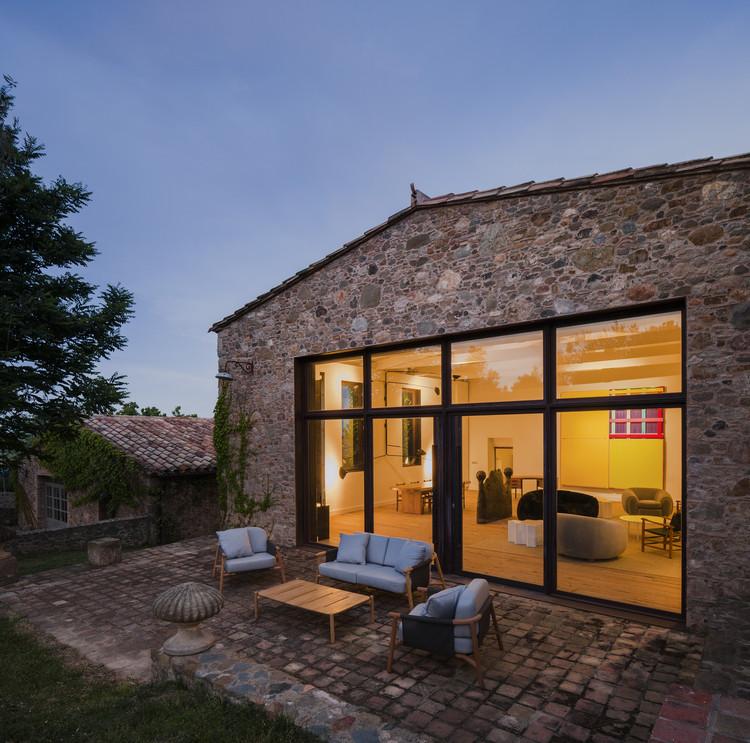 Casa Empordà / Rife Design, © Fernando Alda