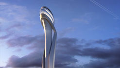 AECOM and Pininfarina Selected to Design Istanbul New Airport's Traffic Control Tower