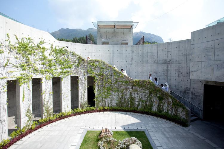 Crematorio Diamond Hill / Architectural Services Department, Cortesía de Architectural Services Department