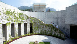 Diamond Hill Crematorium / Architectural Services Department