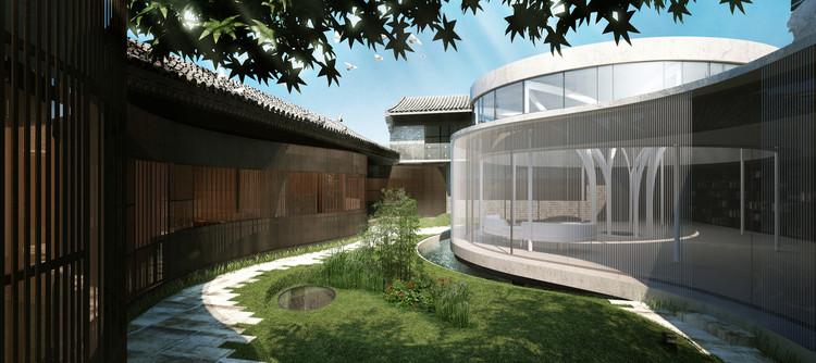 """Propuesta """"Casa Patio"""" de INNO Arch para Beijing , Cortesía de INNO Arch"""