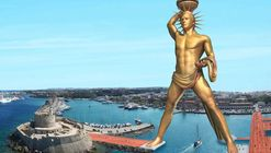 Plans For a New Ultra-Postmodern 'Colossus of Rhodes' Are Brewing