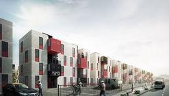 Mención Honrosa profesional en nuevo plan maestro urbano habitacional en Alto Hospicio