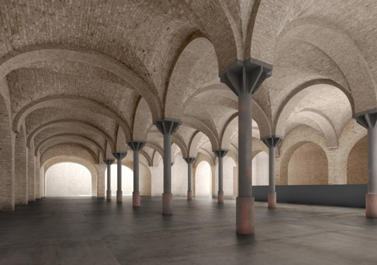 david chipperfield to restore berlin 39 s b tzow brewery. Black Bedroom Furniture Sets. Home Design Ideas