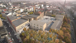 David Chipperfield to Restore Berlin's Bötzow Brewery