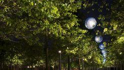 Ganador del Premio al Mérito IALD 2015: Iluminación diversa en la parte sur del Parque Olímpico Queen Elizabeth