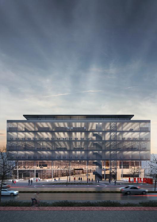 Architects for Urbanity diseñará la Biblioteca Regional de Varna en Bulgaria
