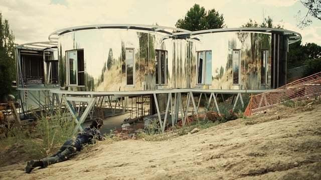 en construccin casa tobogn zz