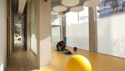 Centro de Terapia Activa R3 / Gabriel Gomera Studio
