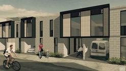 Primer Lugar Profesional en nuevo plan maestro urbano habitacional en Alto Hospicio
