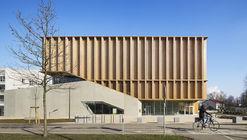Centro deportivo en Neudorf / Atelier Zündel Cristea