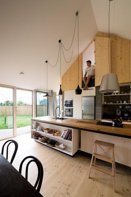Casa DomT / Martin Boles Architect, © Erika Banyayova