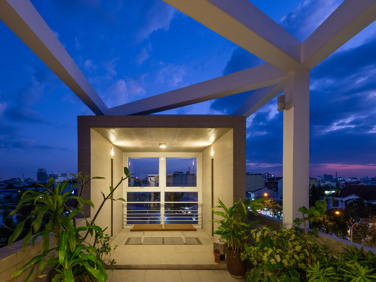 Casa NA / NatureArch Studio, © Quang Tran