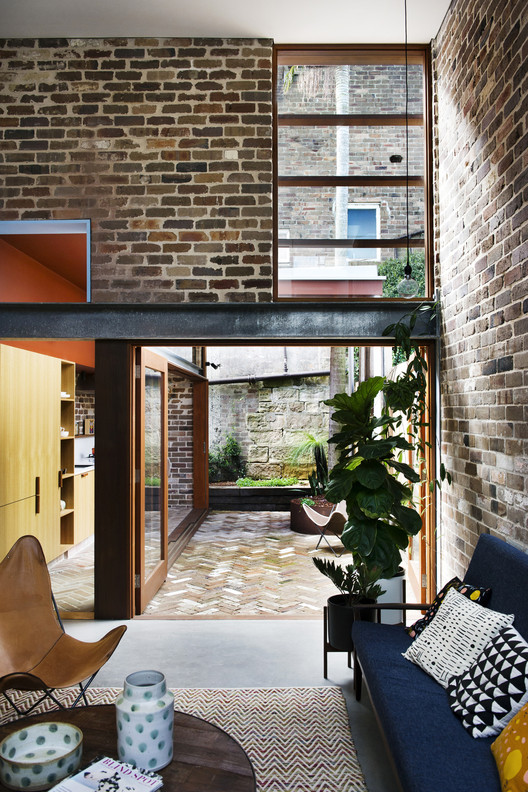 Walter Street Terrace / David Boyle Architect, © Brigid Arnott