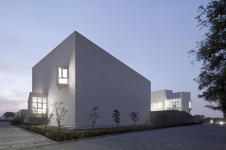 Spring Art Museum / Praxis d'Architecture, © Xia Zhi