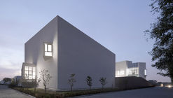 Spring Art Museum / Praxis d'Architecture