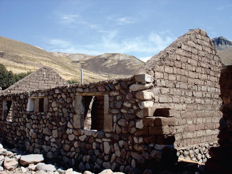 Proceso constructivo. Image Cortesía de Programa Vivienda Rural y Desarrollo Social