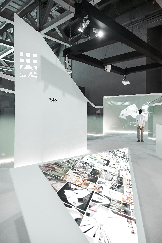 gallery of haze guangzhou design week c c pavilion c c design 2. Black Bedroom Furniture Sets. Home Design Ideas