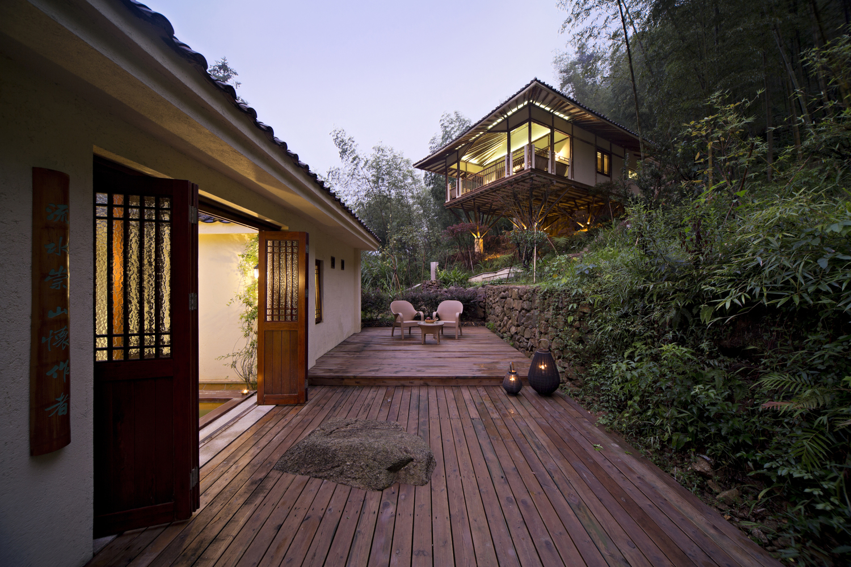 Design Gallery Live Gallery Of Bamboo Villa Live In The Nature Cc Design 1