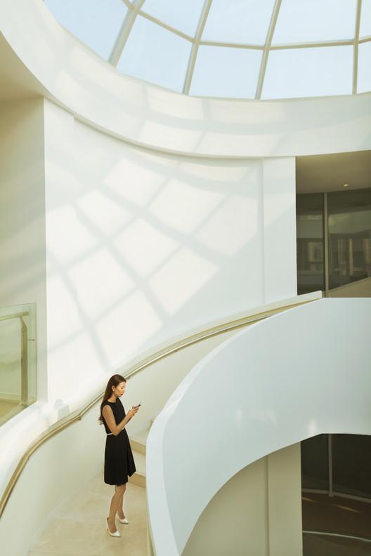 Centro de Exhibición Daxing / LATITUDE, © Shannon Fagan