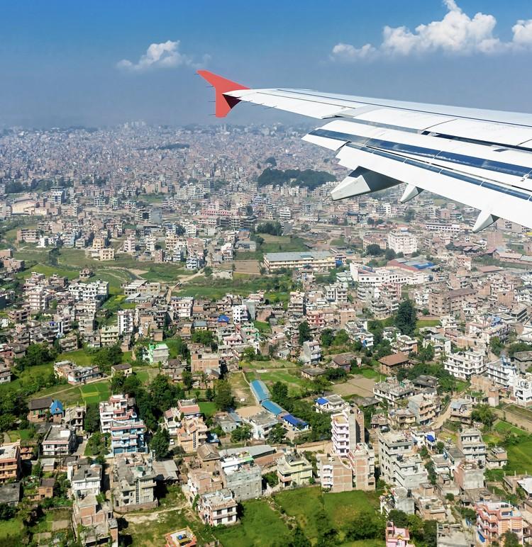 Kathmandu. Image © Vadim Petrakov via Shutterstock.com