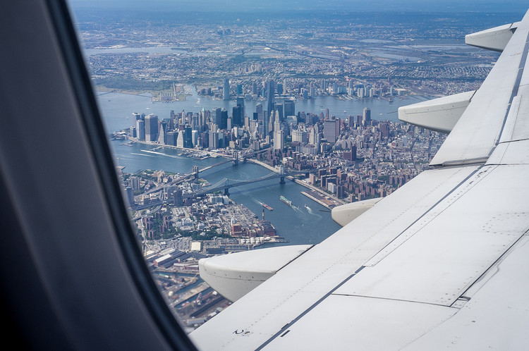 New York. Image © Flickr user rabidunicorn licensed under CC BY-NC-ND 2.0