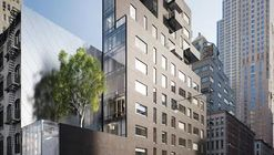 Post-Office Architectes Design Asymmetrical Condo for Tribeca
