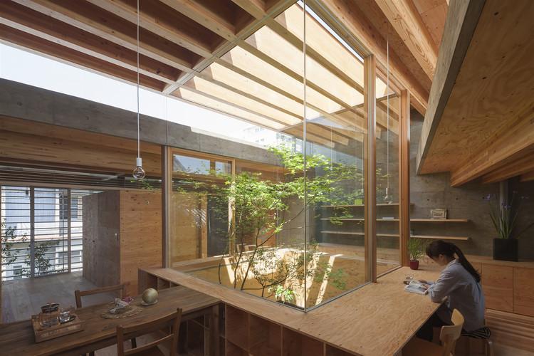 Shrimp / UID Architects, © Hiroshi Ueda