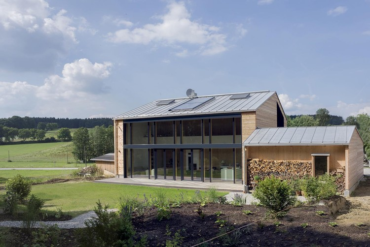 Casa W / Wolfertstetter Architektur, © Matthias Kestel