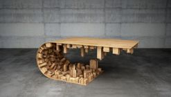 This Inception-Inspired Coffee Table is an Architect's Dream (Literally)