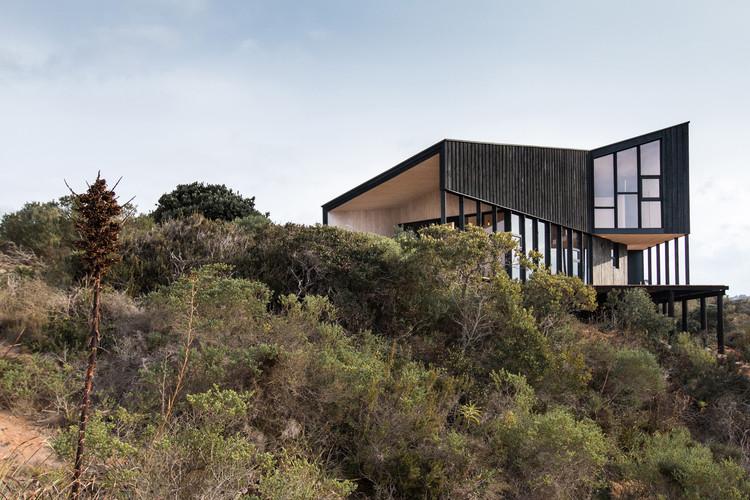 Stranded House / WHALE!, © Hugo Bertolotto