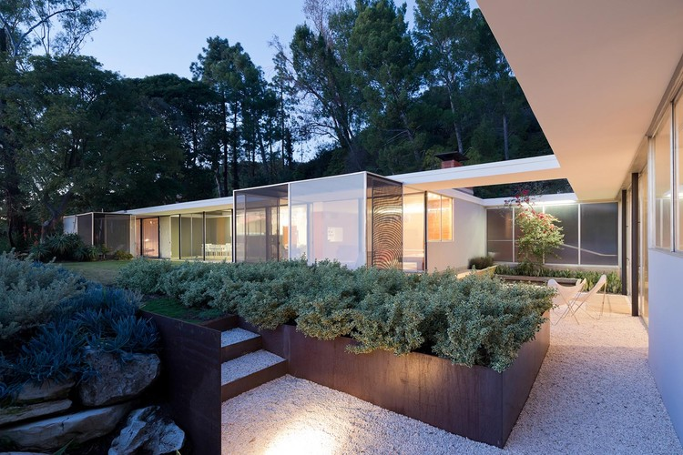 Casa y estudio Shulman / Lorcan O'Herlihy Architects, © Iwan Baan