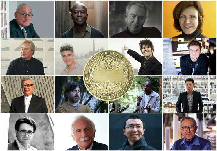 ArchDaily Readers Tell Us Who Should Win the 2016 Pritzker Prize