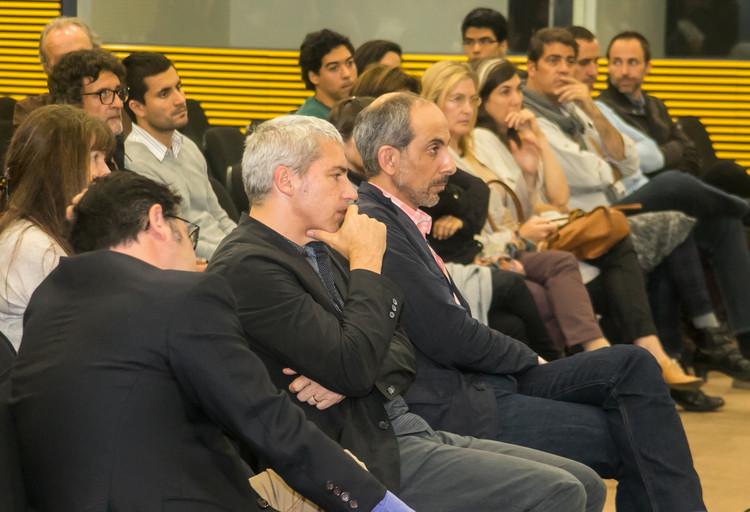 Audiencia. Image Cortesía de Ediciones Puro Chile