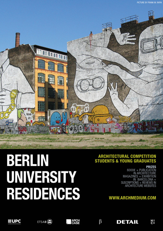Competition: Berlin University Residences (BUR)