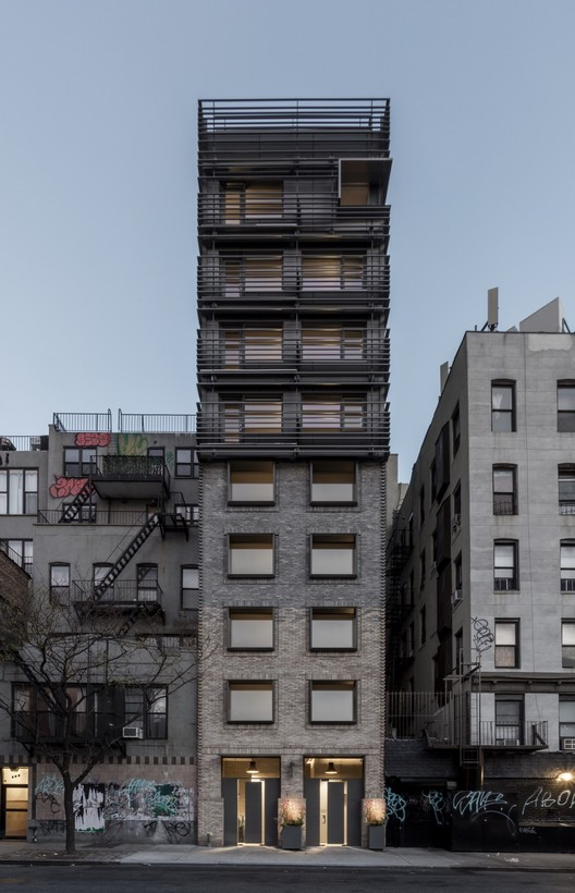 120 Allen Street / Grzywinski+Pons, © Nicholas Worley