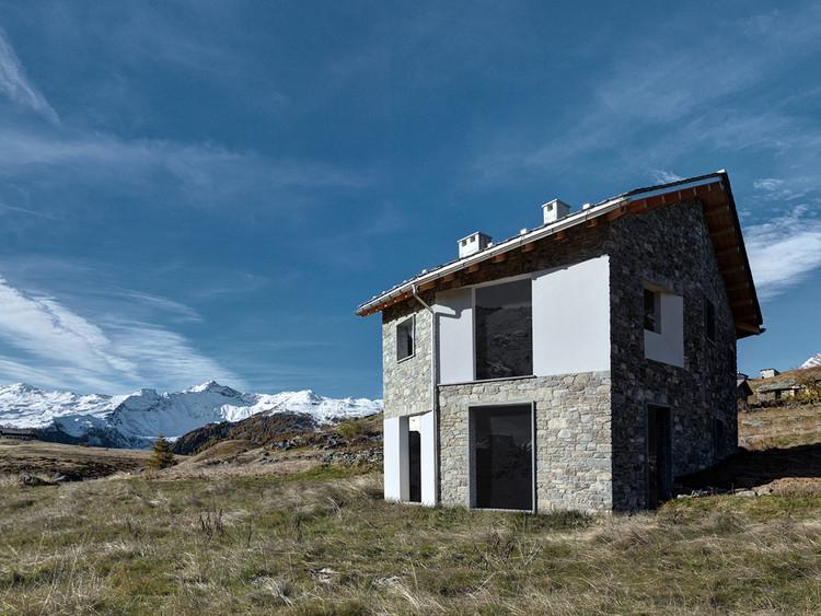 Casa FD / ES-arch, © Marcello Mariana