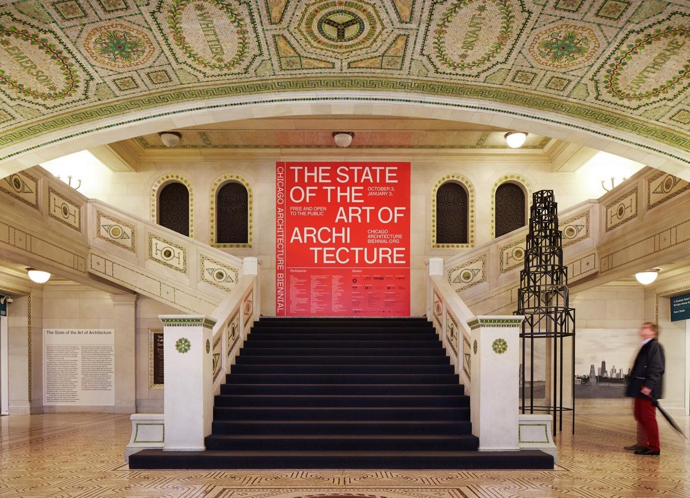 chicago architecture biennial | archdaily