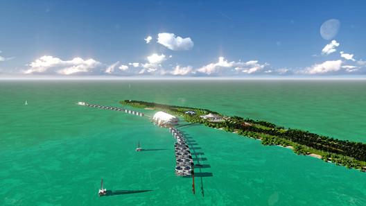 """Leonardo DiCaprio, Eco-Tourism, and Blackadore Caye: Has Green Building Jumped the Shark"""""""