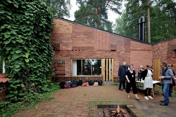 Casa Experimental Muuratsalo / Alvar Aalto. Image © Nico Saieh