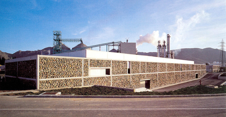 Building in Ecofuel Factory / CHSarquitectos, Courtesy of CHSarquitectos