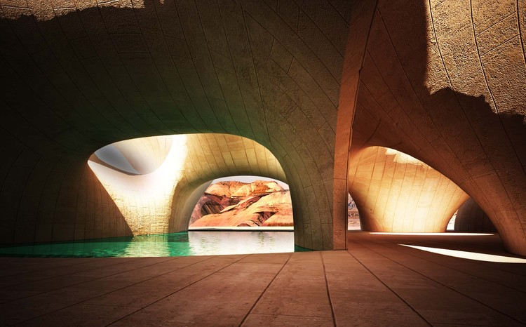Winners of ArchDaily + IIDEXCanada Virtual Spaces Competition Announced , © Aysu Aysoy