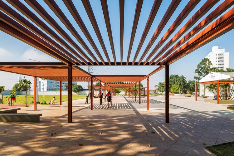 Reservatório-Parque Mooca. Image © Ana Mello