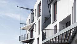 Bruyn Housing / Pierre Blondel Architectes