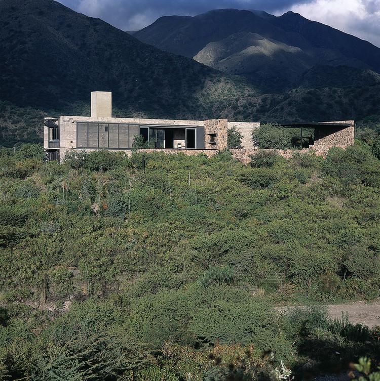 House in Capilla del Monte / Marchisio Nanzer, © Sosa Pinilla