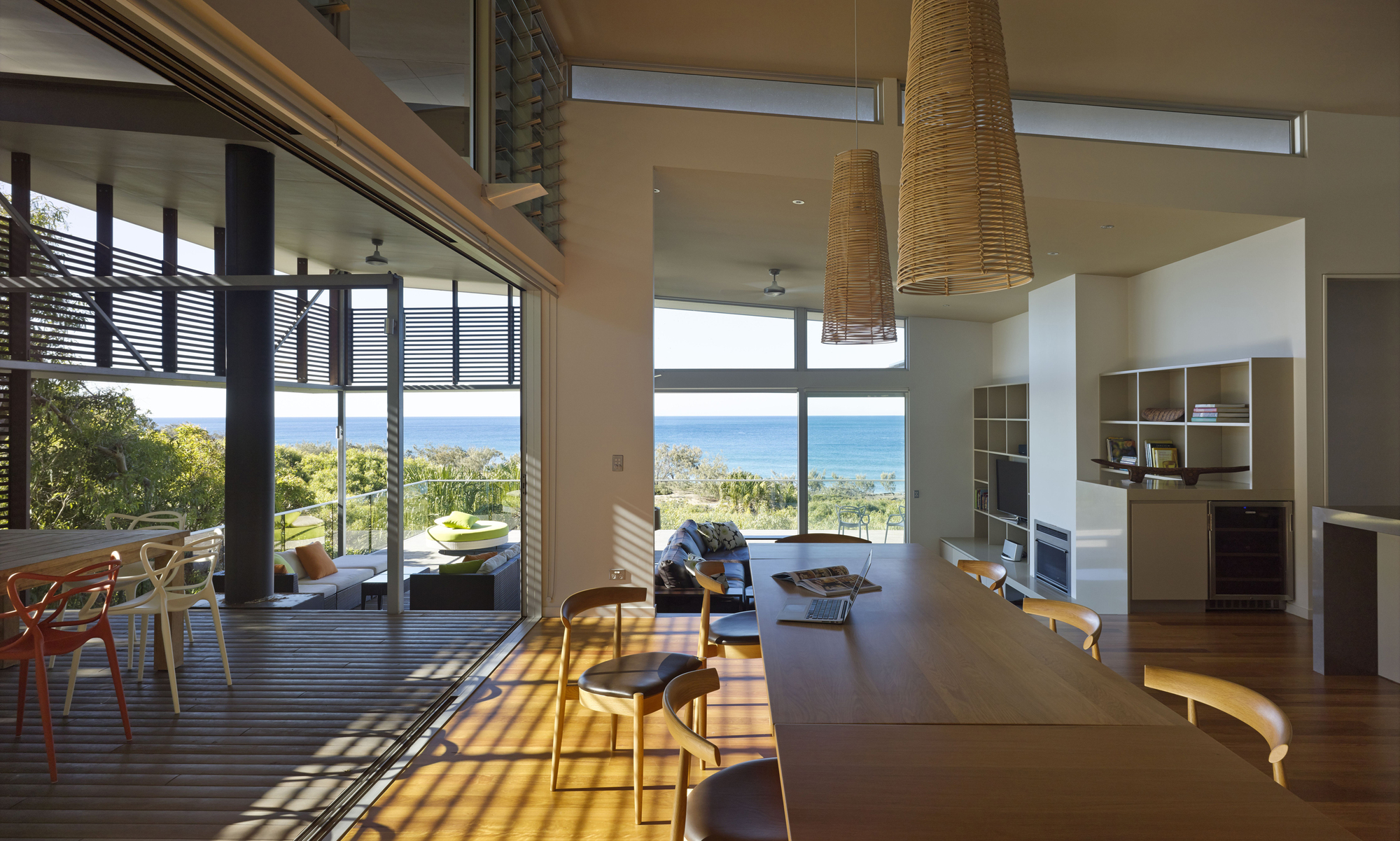 Gallery Of Red Rock Beach House Bark Design Architects 15