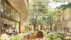 Witherford Watson Mann's Central London Almshouse Promotes Sociability for the Elderly