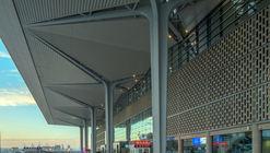 Estación de Tren Taiyuannan / CSADI